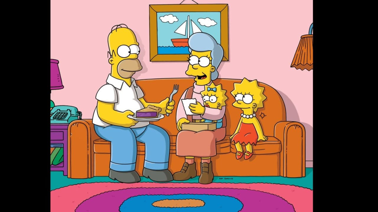 The Simpsons: Endlich im 4:3 Originalformat bei Disney+