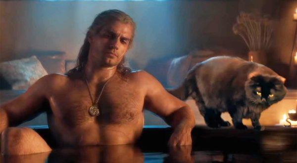 Wenn Geralt of Rivia eine Katze hätte