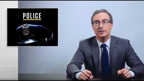 Last Week Tonight with John Oliver: Police