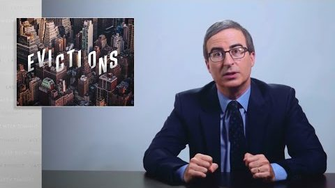 Last Week Tonight with John Oliver: Coronavirus IX – Evictions