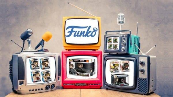 AWESOME 5: Die schönsten Funko Pop-Figuren zu TV-Serien