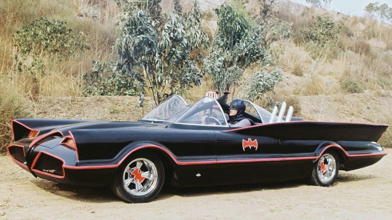 Jedes Batmobil aus Film und Fernsehen erörtert