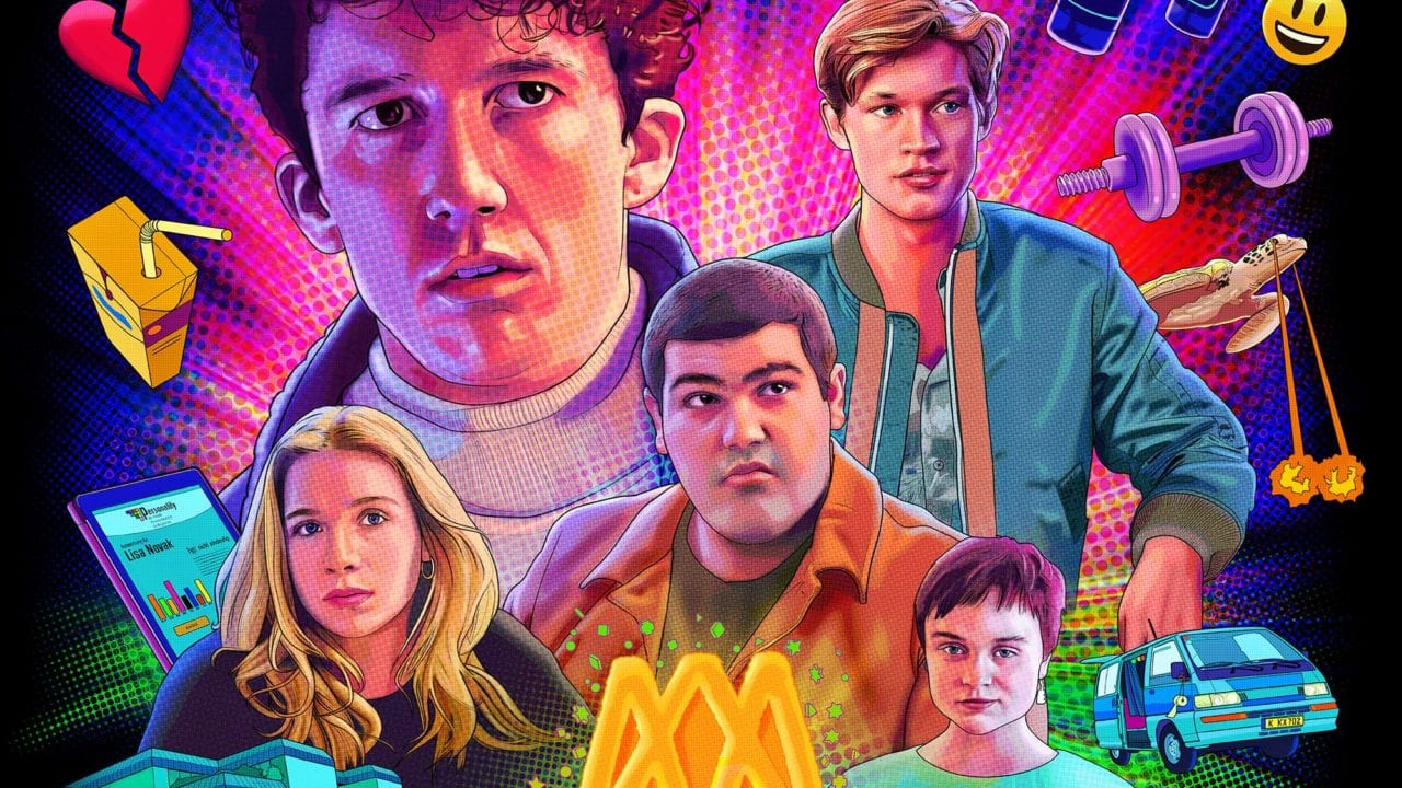How to sell drugs online (fast): Trailer zu Staffel 2
