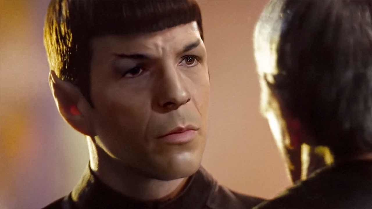 """Leonard Nimoy als junger Spock in neuem """"Star Trek""""-Film"""