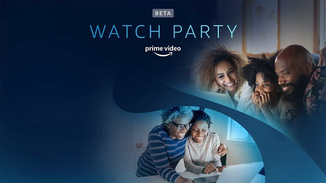 Amazon Prime Video Watch Party: Mit Freunden gleichzeitig streamen