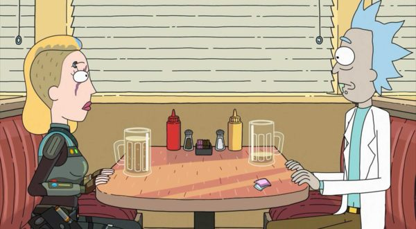 Review: Rick and Morty S04E10 – Star Mort Rickturn of the Jerri (Staffelfinale)