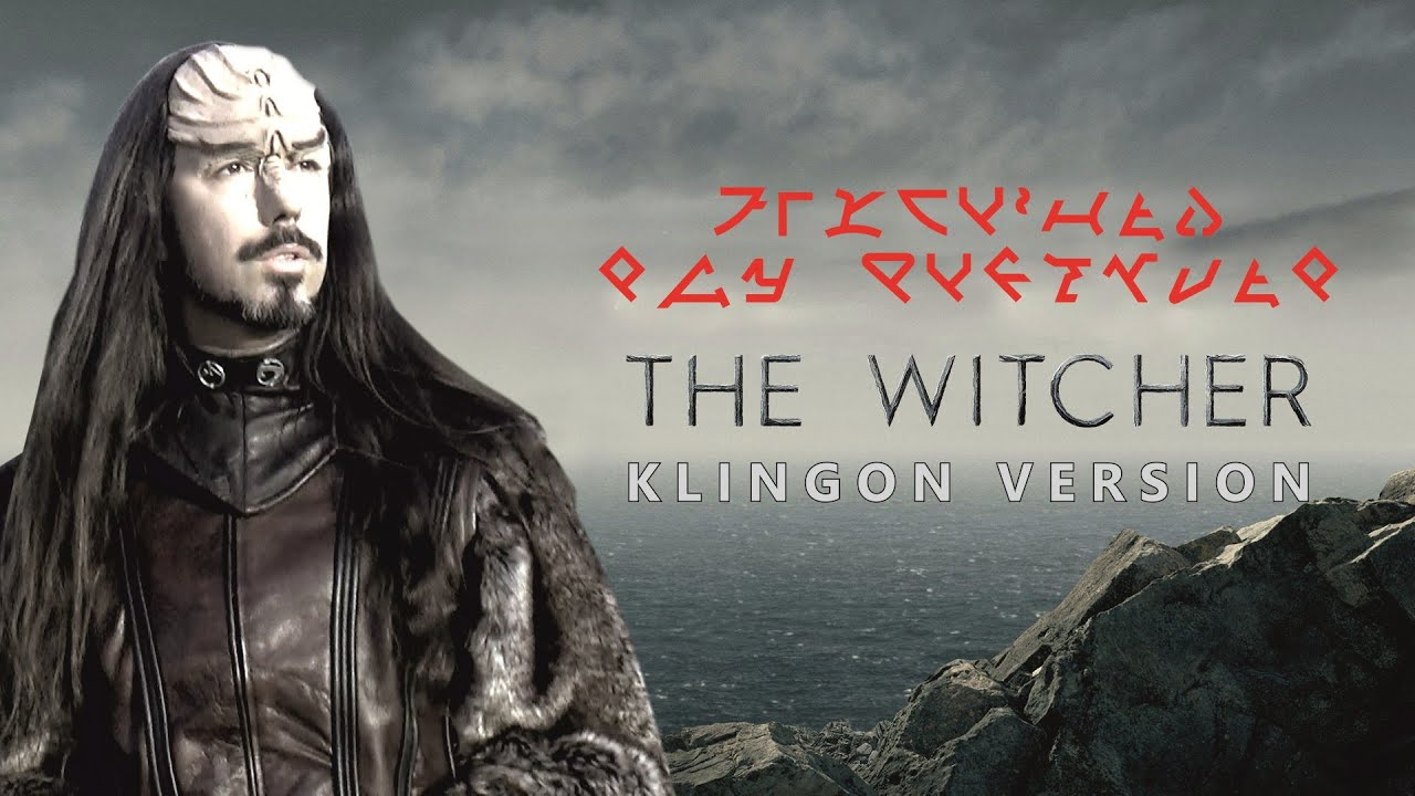 The Witcher Klingon