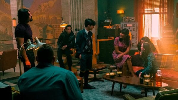 The Umbrella Academy: Erste Bilder zur 2. Staffel