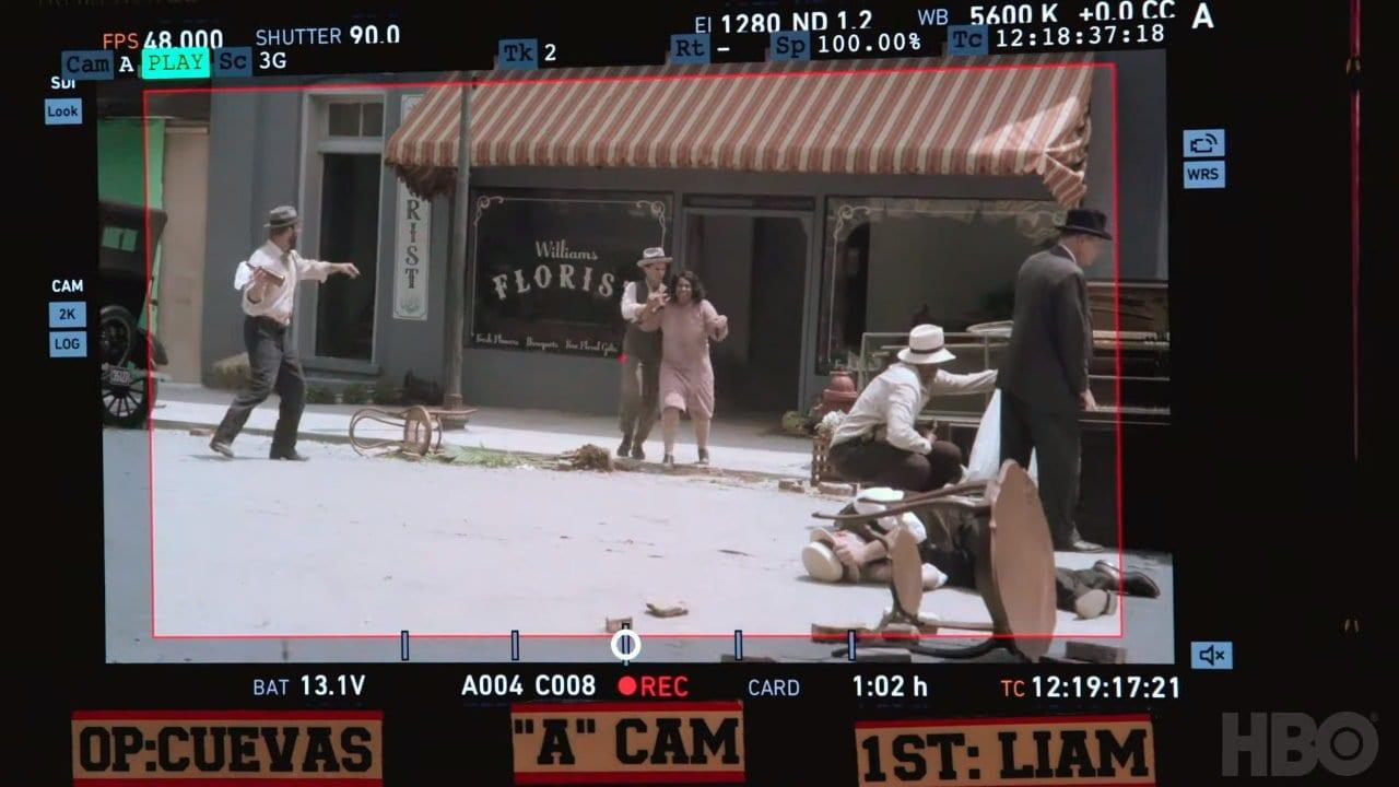 Watchmen: Behind the Scenes zu Staffel 1