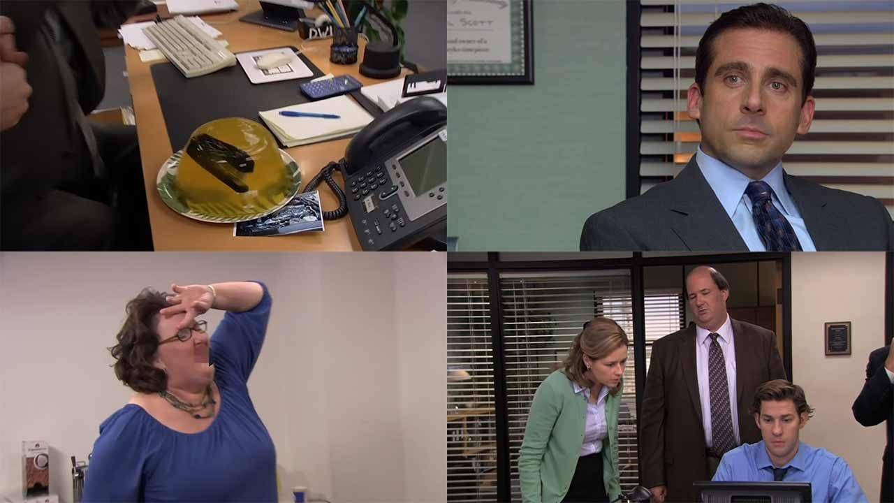 "Eine Szene aus jeder Folge ""The Office"""