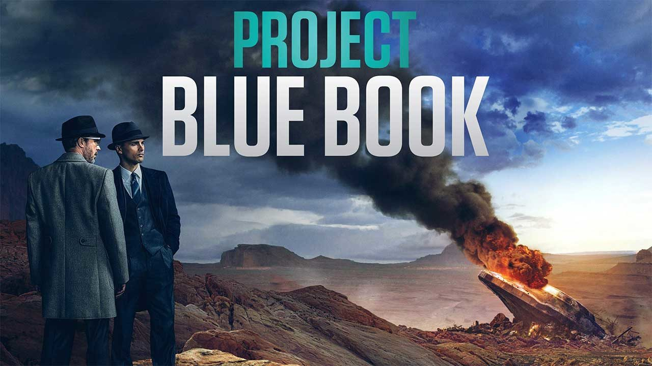 Project Blue Book: Online-Petition für 3. Staffel