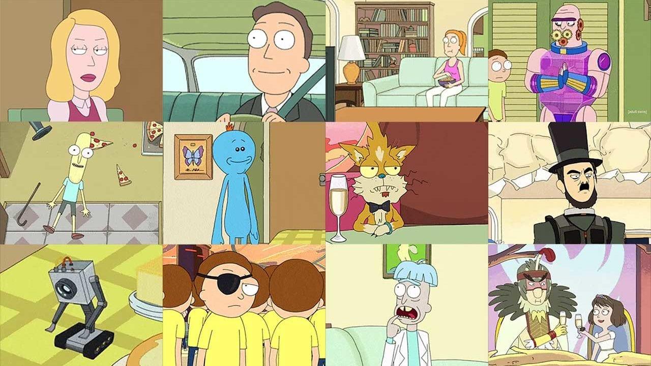 """Umfrage: Welche """"Rick and Morty""""-Figur ist die beste (außer Rick oder Morty)?"""