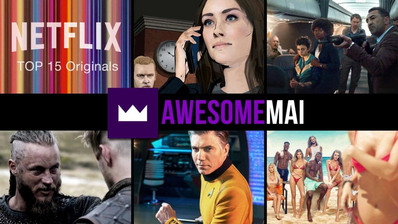 Toplisten: Die beliebtesten TV-Serien des Monats Mai 2020