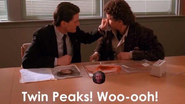 """DuckTales""-Theme mit ""Twin Peaks""-Lyrics"