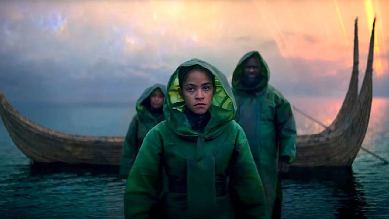 Foundation: Trailer zur atemberaubenden SciFi-Serie