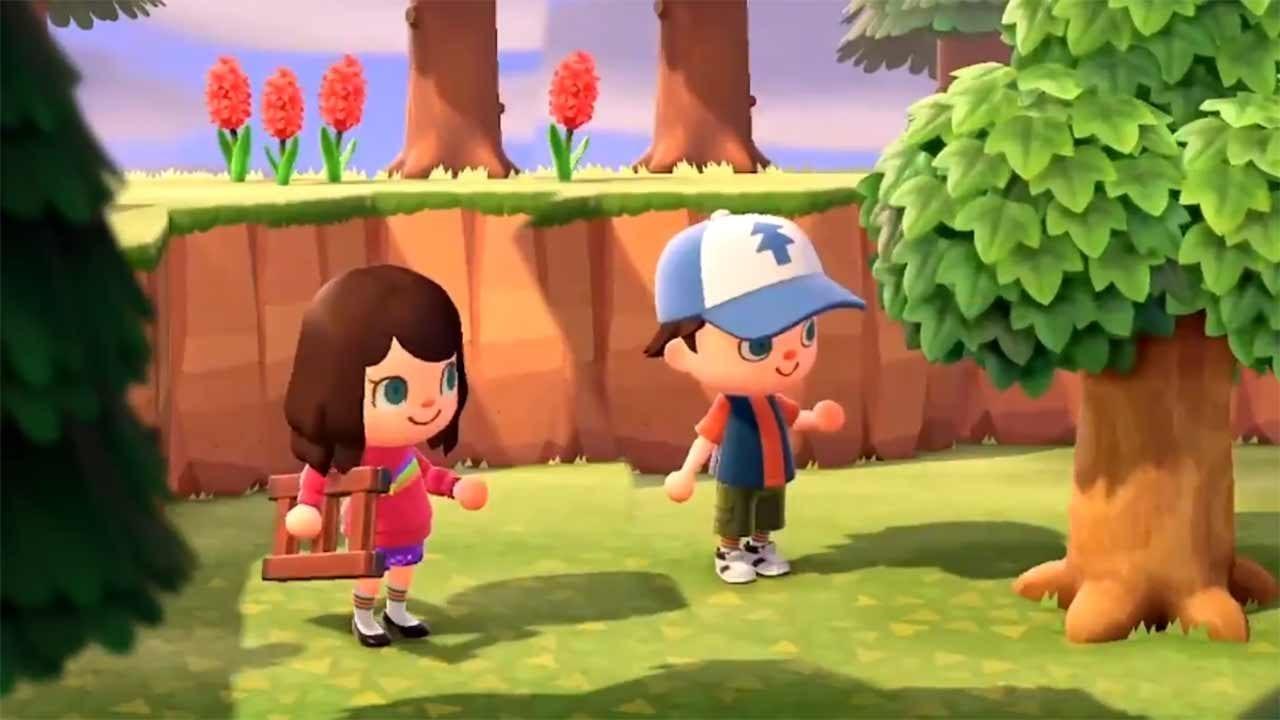 """Gravity Falls""-Intro in ""Animal Crossing"" nachgestellt"