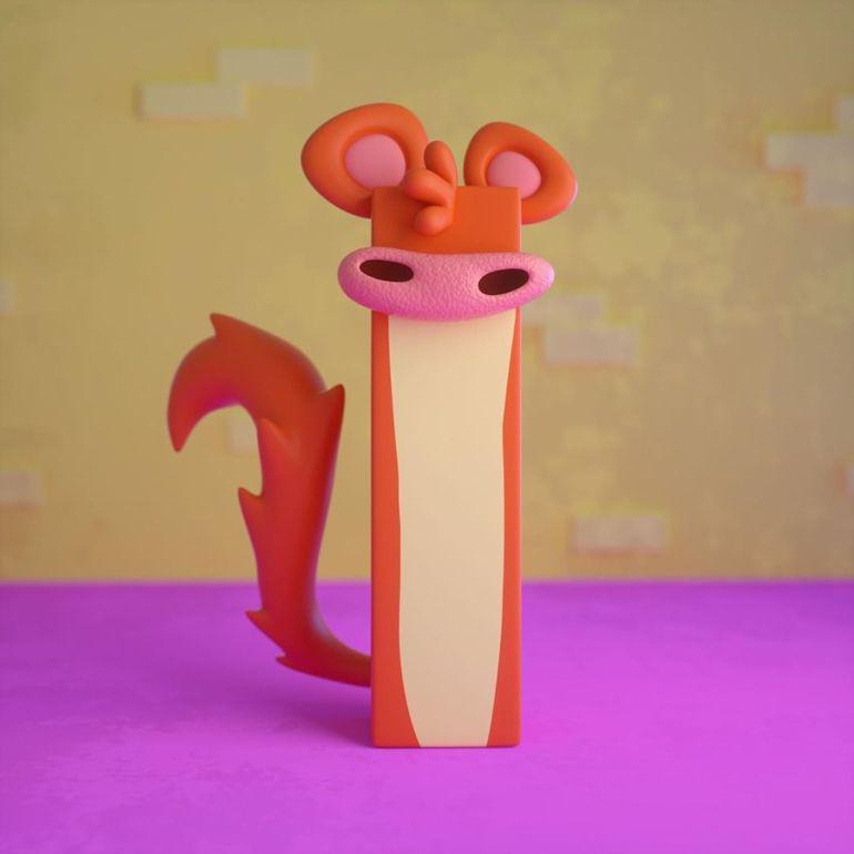 I for I am Weasel