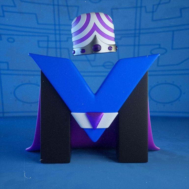 M for Mojo Jojo