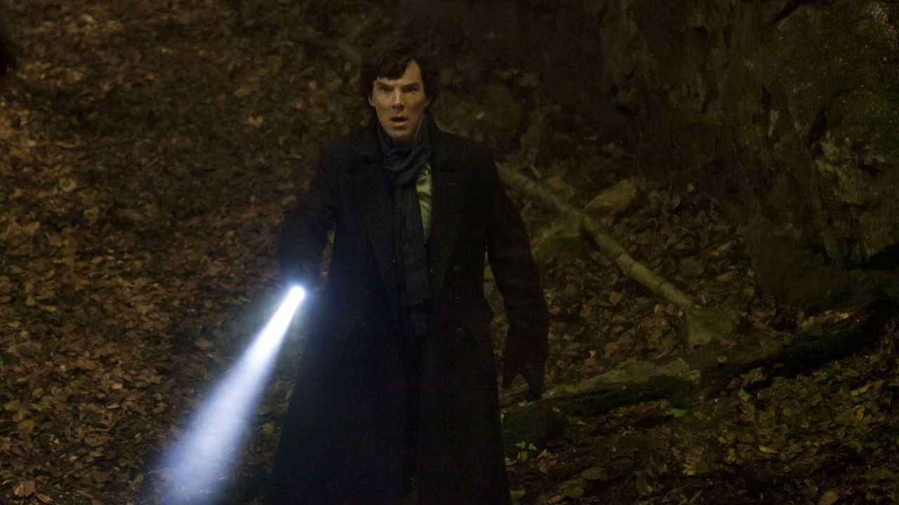 Sherlock The Hounds of Baskerville