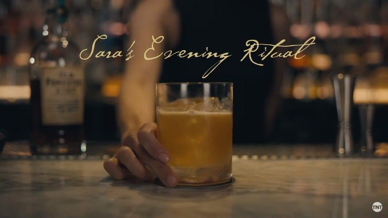 The Alienist: Angel of Darkness – Cocktail-Rezept zu Saras Abendritual