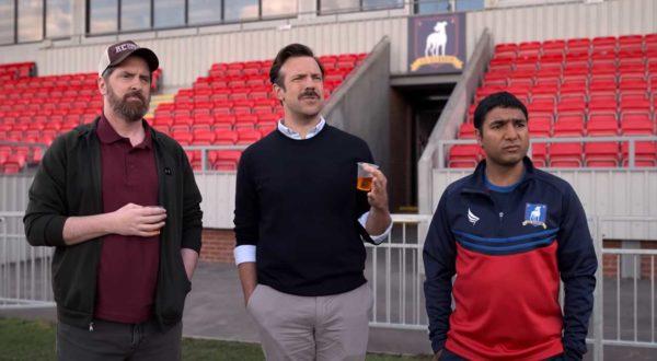 "Trailer zur neuen Fußball-Comedyserie ""Ted Lasso"""