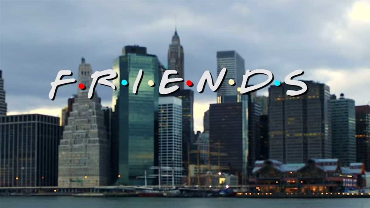 """Intros von """"Friends"""", """"Buffy"""" und anderen Serien aus Stockvideo-Material nachgestellt"""