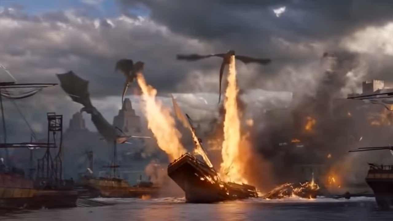 Game of Thrones: Wie die Drachen gegen uns verwendet wurden