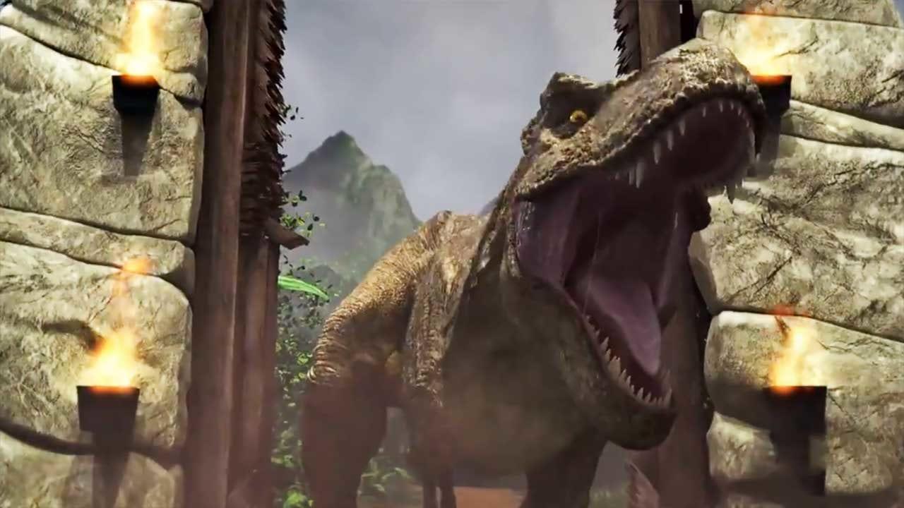"""Erster Teaser-Trailer zur neuen Netflix-Serie """"Jurassic World: Neue Abenteuer"""""""