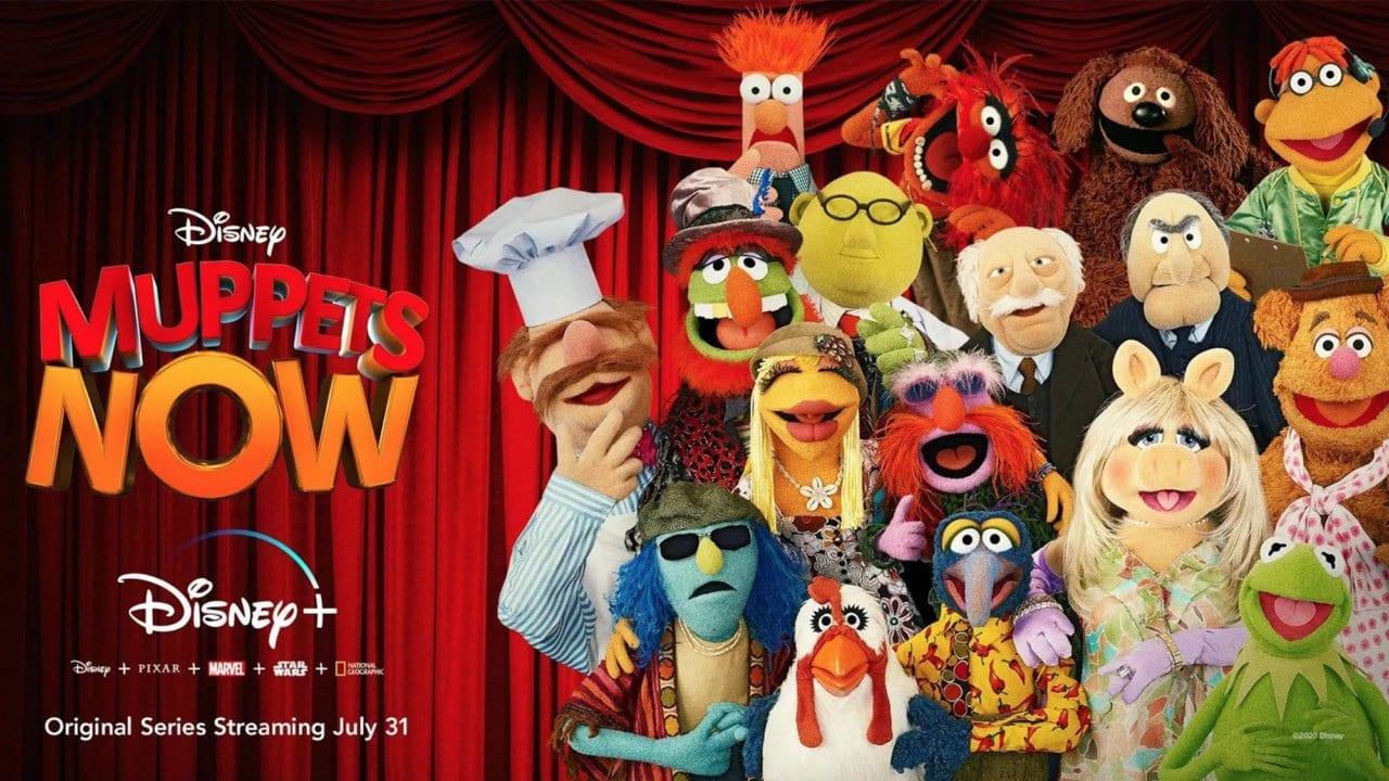 Muppets Now: Video-Call stellt Disney+ Show vor