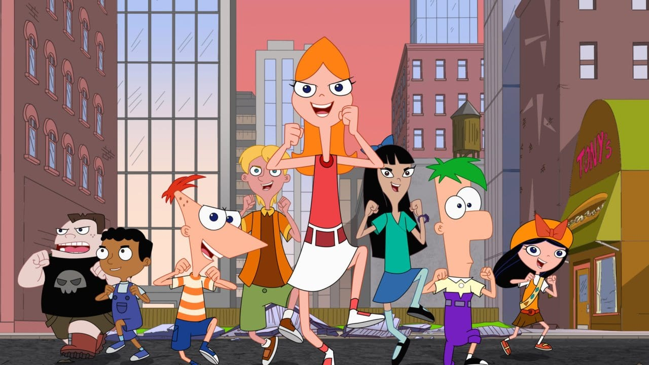 Disney+: Trailer zu Phineas and Ferb The Movie – Candace Against The Universe