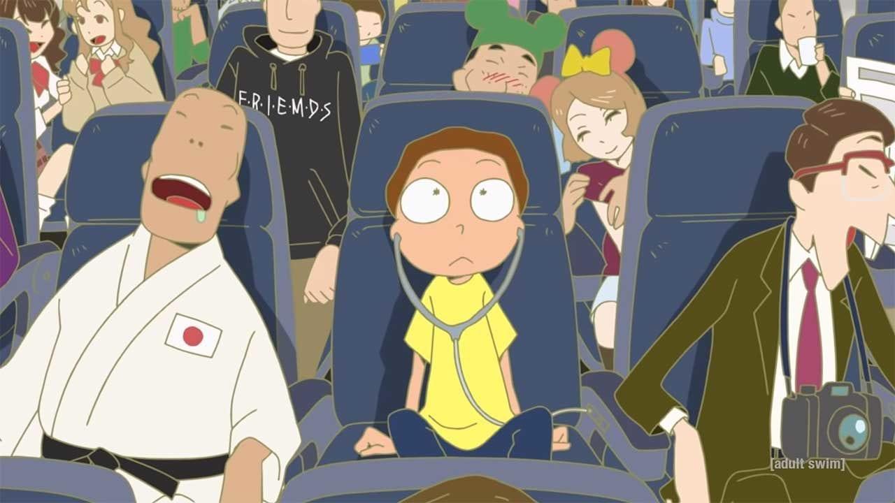 """Rick and Morty vs. Genocider"" (offizieller Anime Kurzfilm)"