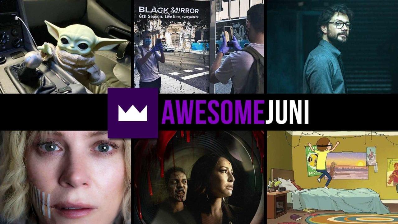 Toplisten: Die beliebtesten TV-Serien des Monats Juni 2020