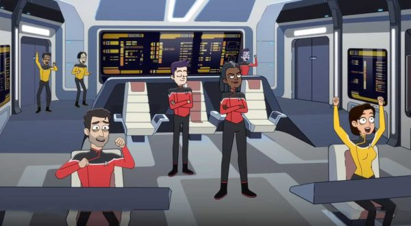 "Erster Trailer zu ""Star Trek: Lower Decks"""