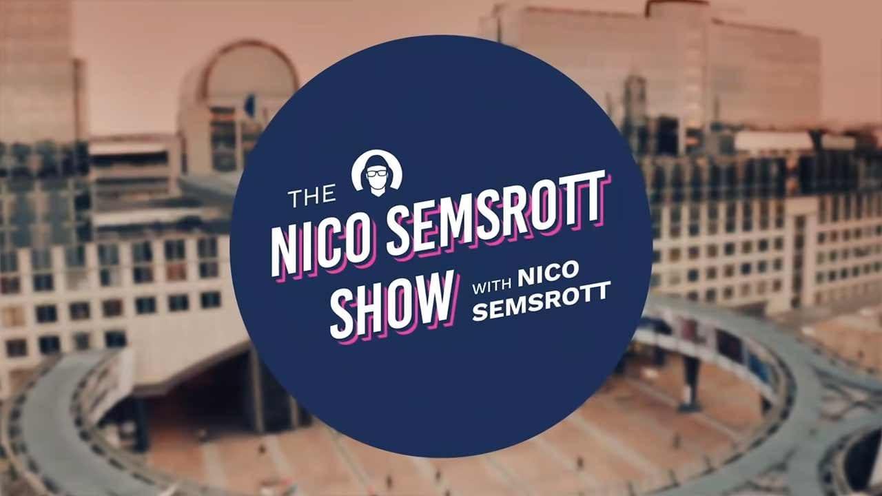 Nico Semsrott  vergleicht EU-Parlament in Rede mit einer TV-Serie