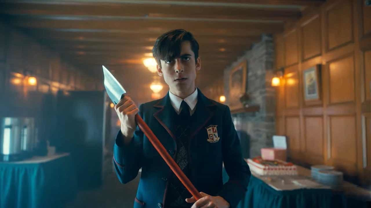 The Umbrella Academy: Trailer zur 2. Staffel