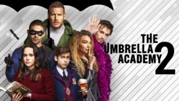 100 GIFs zu Staffel 2 von Netflix' The Umbrella Academy