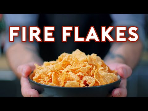 Binging with Babish: Fire Flakes from Avatar The Last Airbender
