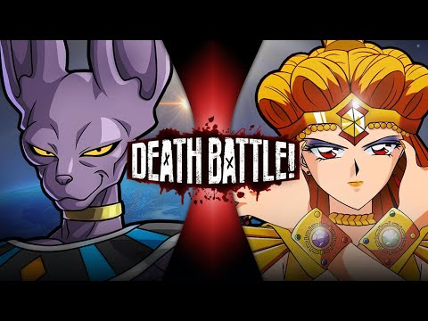 "Beerus vs Sailor Galaxia (""Dragon Ball"" vs ""Sailor Moon"")"