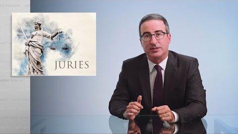 Last Week Tonight with John Oliver: Juries