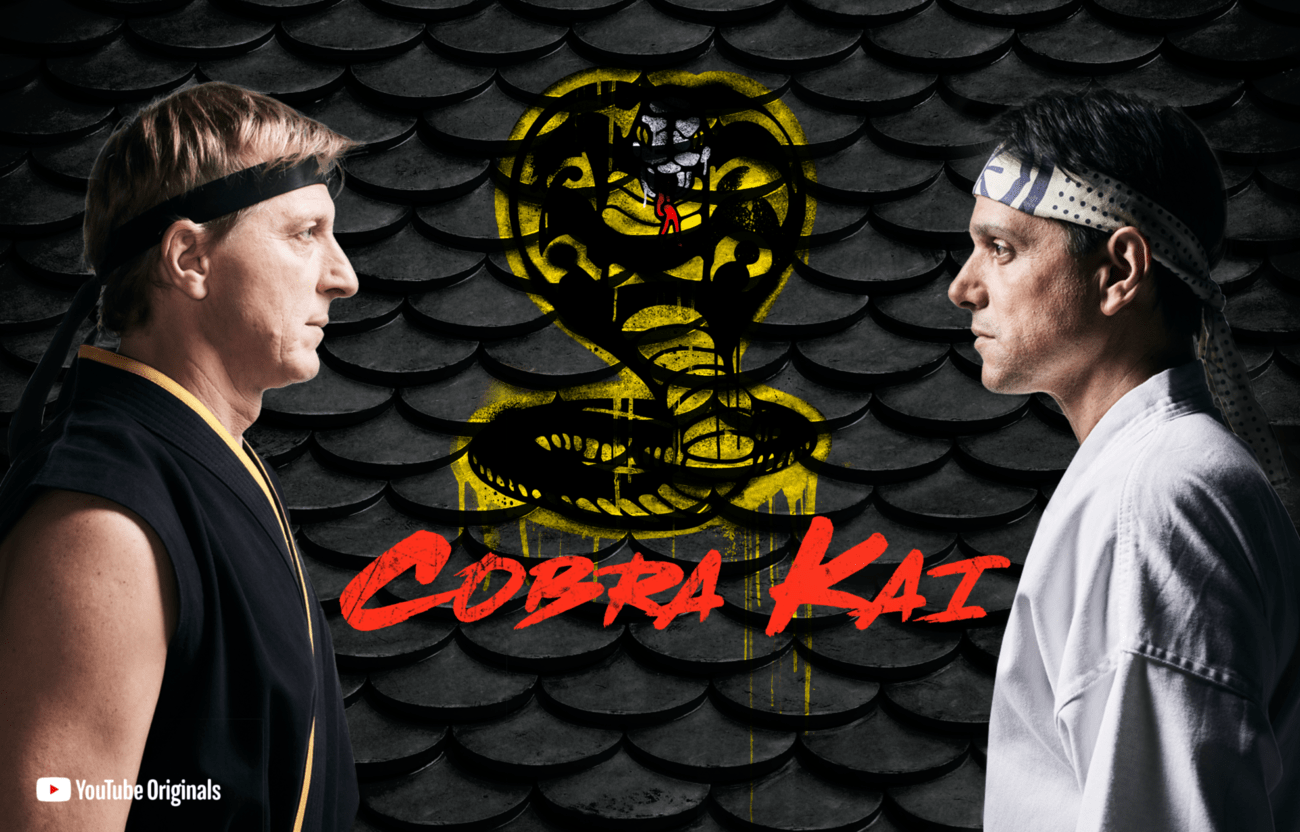 Cobra Kai - VS