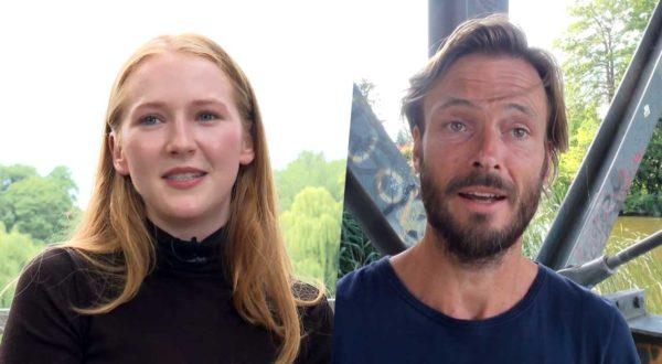 """Video-Interviews mit einigen Darsteller*innen aus """"DARK"""""""