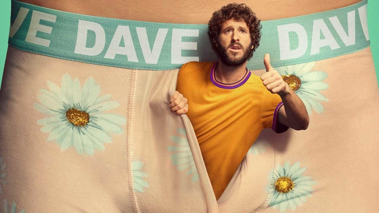 Review: DAVE – Staffel 1