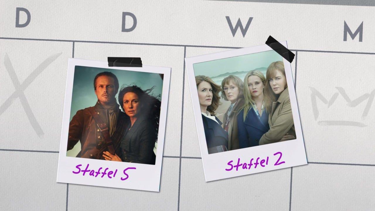 TV-Programm: Die Serien-Highlights der Woche (33/2020)