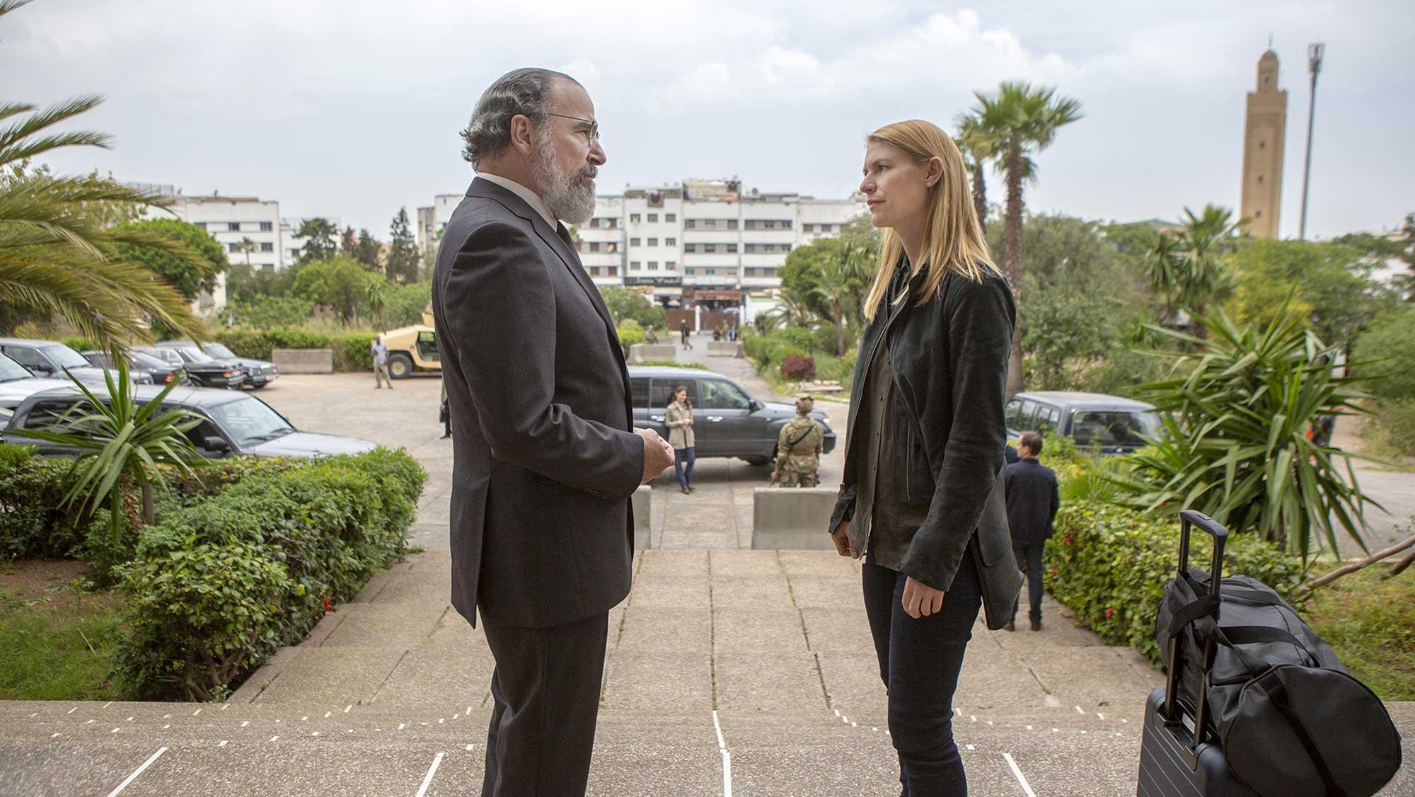 Review Homeland – Staffel 20 Serienfinale   Tschüss, Carrie ...