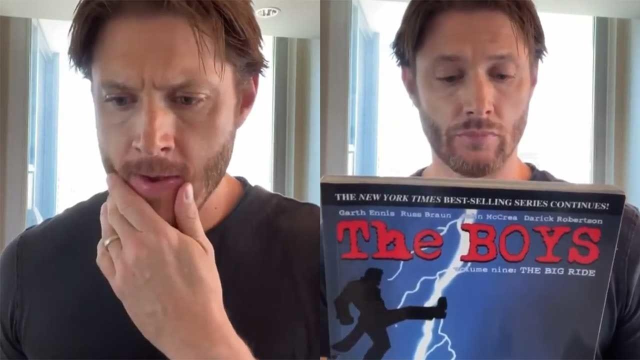"""Supernatural""-Star Jensen Ackles in 3. Staffel ""The Boys"" dabei"