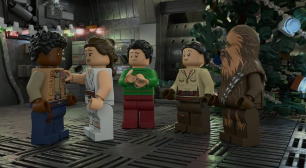 The LEGO Star Wars Holiday Special kommt zu Disney+