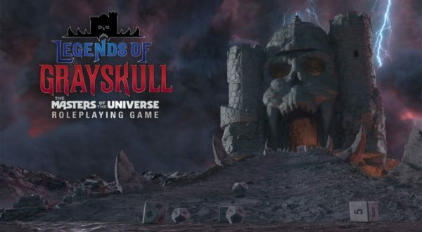 "Trailer zum ""Masters of the Universe"" Pen-&-Paper-Rollenspiel"