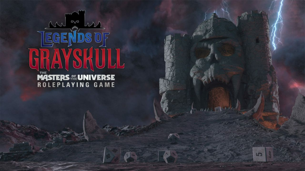 Legends of Graskull