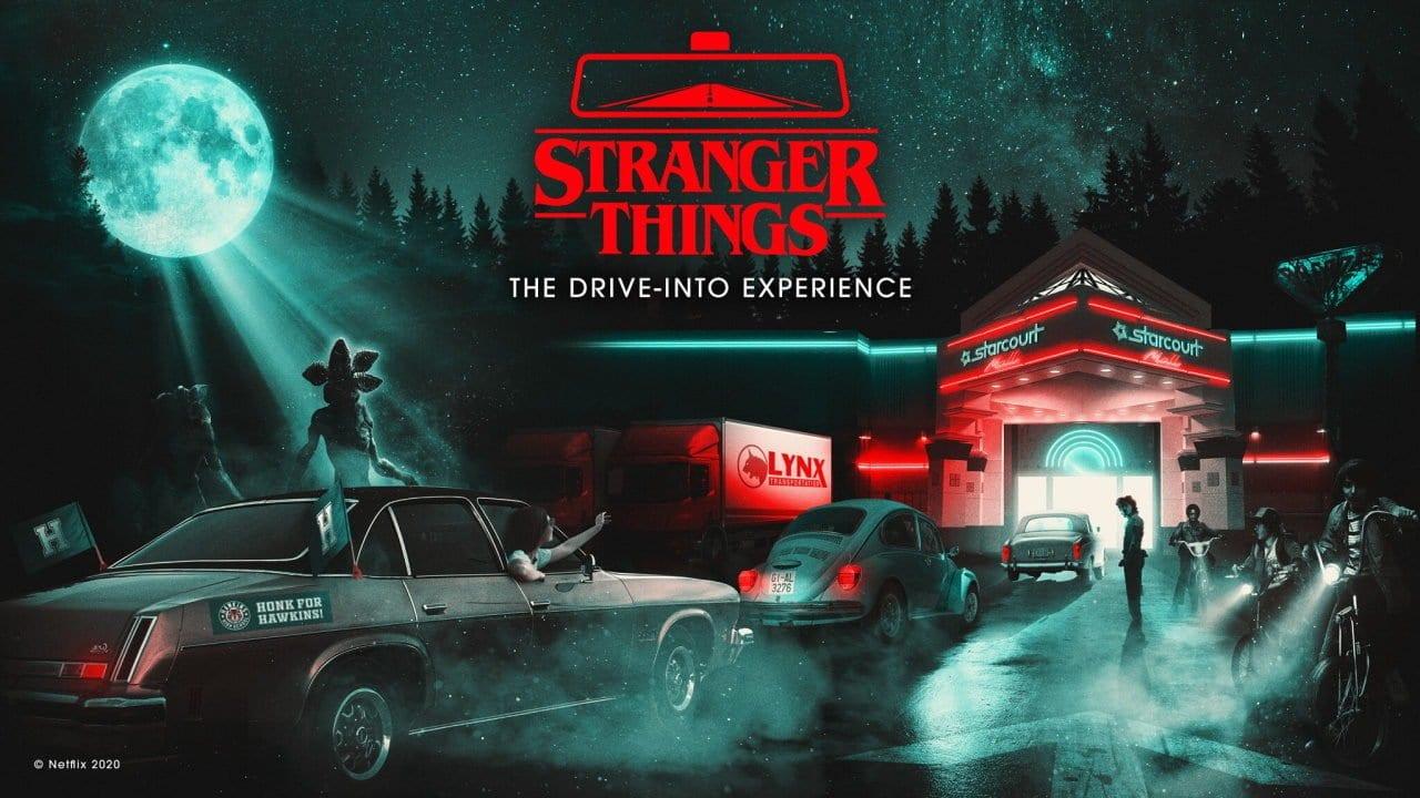 """""""Stranger Things"""" als Drive-In Erlebnis"""