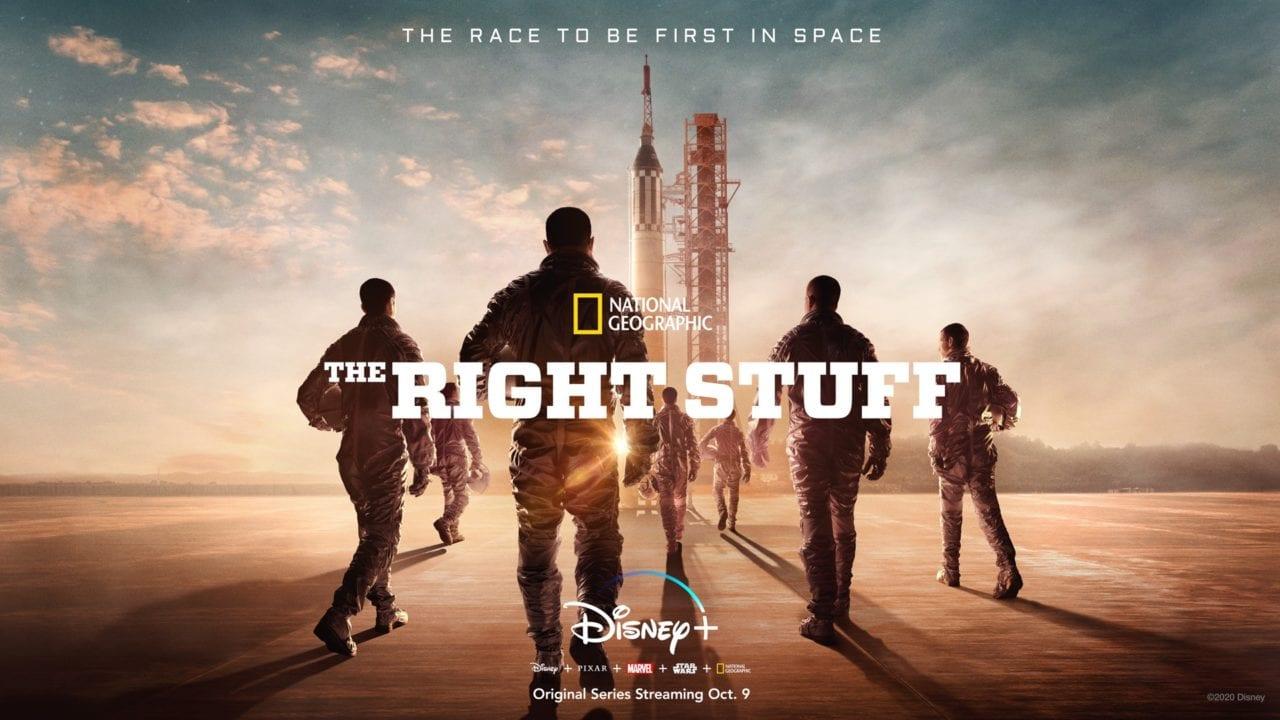 """Die Helden der Nation: Toller Trailer zur NASA-Serie """"The Right Stuff"""" auf Disney+"""